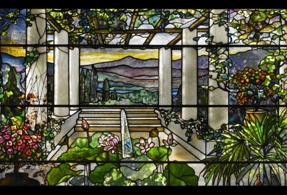 """""""Louis Comfort Tiffany: Treasures from the Driehaus Collection,"""" Taft Museum of Art, through May 27, 2018."""