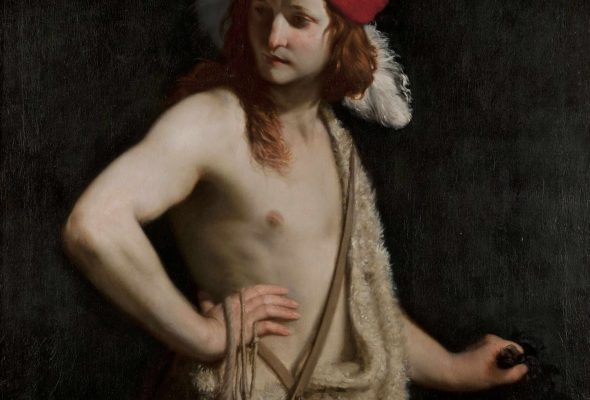 """Skin Trade: """"Cagnacci: Painting Beauty and Death,"""" Cincinnati Art Museum, March 23-July 22, 2018"""