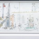 "Hats, Heels, and Hieroglyphs: ""Saul Steinberg's 'Mural of Cincinnati' and ""Saul Steinberg's Prints, 1948-1996"" Cincinnati Art Museum, February 16 on, and Solway Gallery, April 20-July 15, 2018"