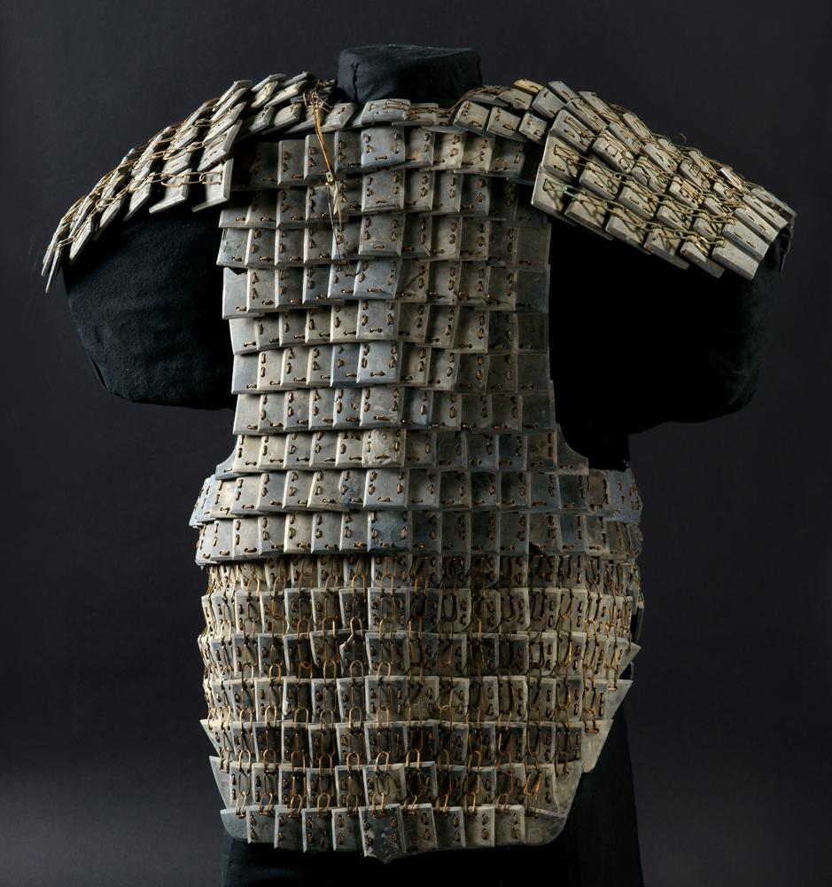 4)Terracotta Armor