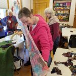 Weaver's Guild of Greater Cincinnati, Inc., A Fiber Arts Center, Offers Wide Variety of Hand Work