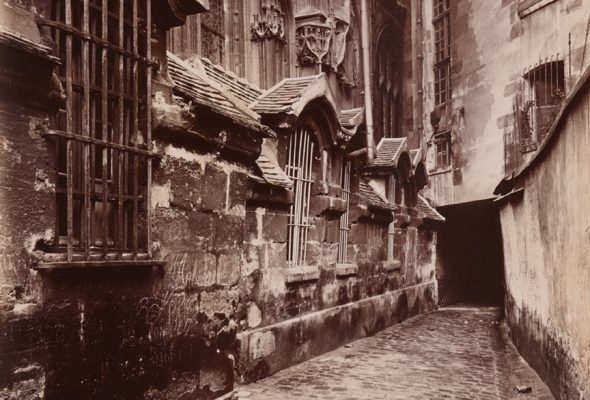 """Paris to New York: Photographs by Eugène Atget and Berenice Abbott,"" Taft Museum of Art, through January 20, 2019"