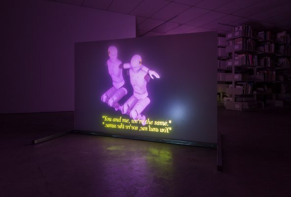 Three Artists' Techno-futurist Dystopias