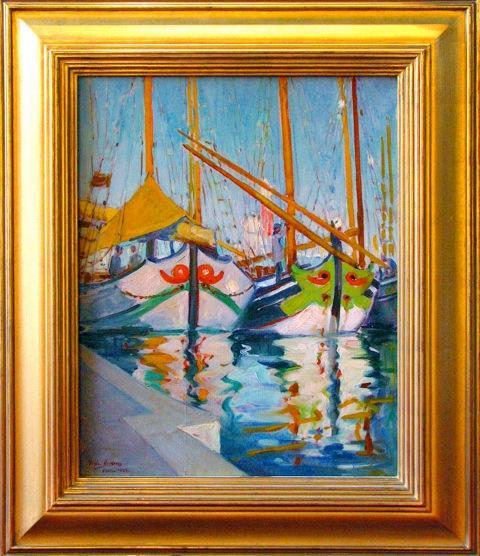 1. venetian-harbor-scene