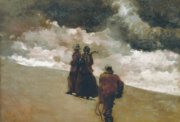 """Both Ends of the Brush: """"Winslow Homer to Georgia O'Keeffe: American Paintings from the Phillips Collection"""" at the Taft Museum of Art, February 9-May 19, 2019"""