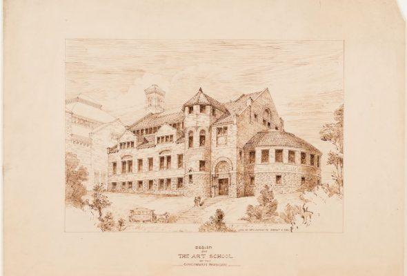 """""""Art Academy of Cincinnati at 150: A Celebration in Drawings and Prints,"""" Cincinnati Art Museum, through April 28, 2019"""