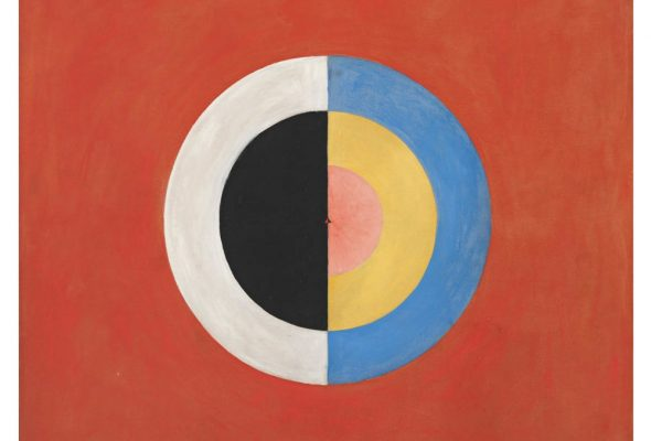 Hilna Af Klint at The Guggenheim: Metaphysics at it Patrols Mortality's Borders