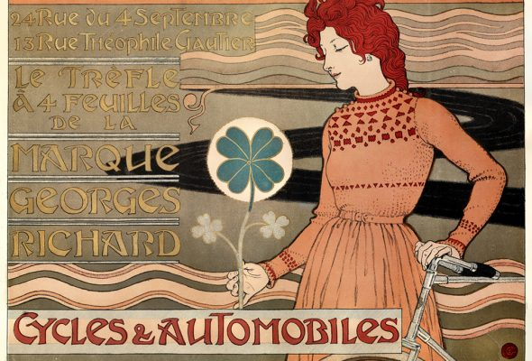 """L' Affichomania: The Passion for French Posters,"" Taft Museum of Art, through September 14, 2019"