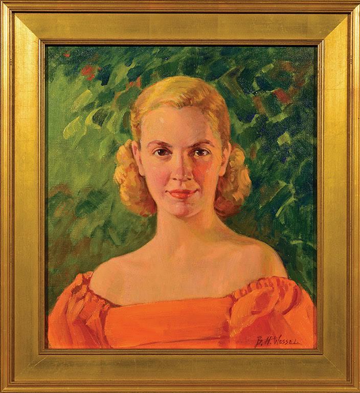 10)BESSIE Portrait of Helen