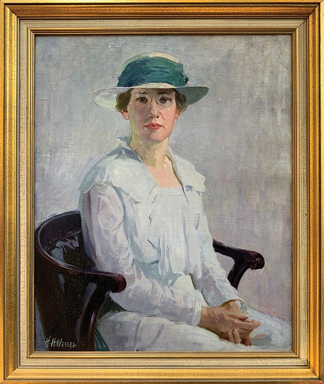 3)HERMAN Portrait of Bessie