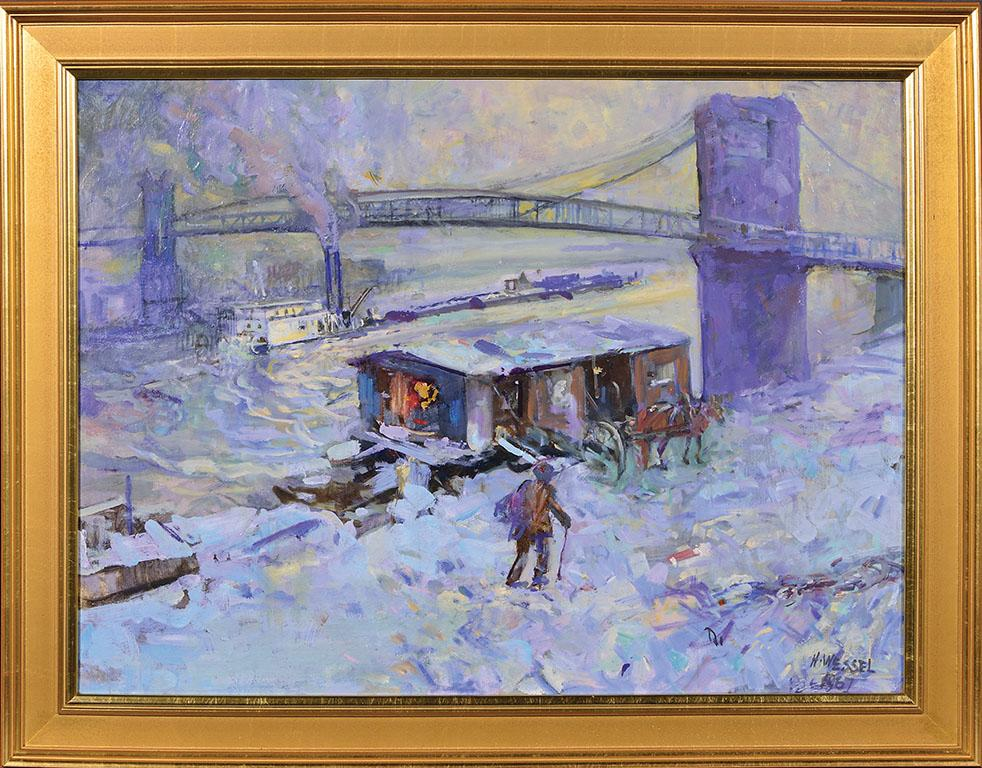 7)HERMAN Winter Along the Ohio