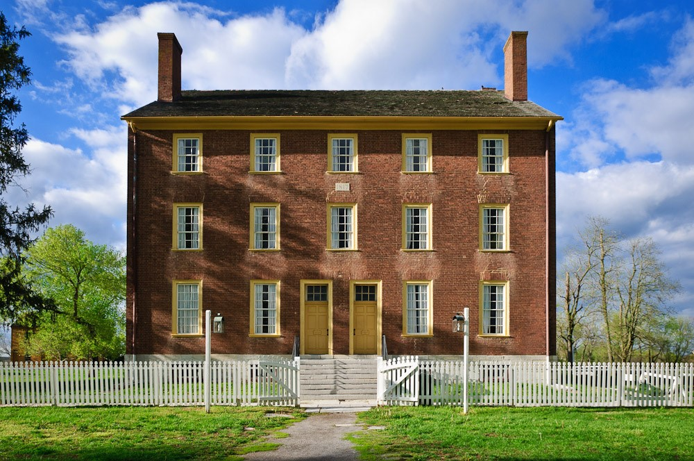 Shaker Village 1817 East Family Dwelling B