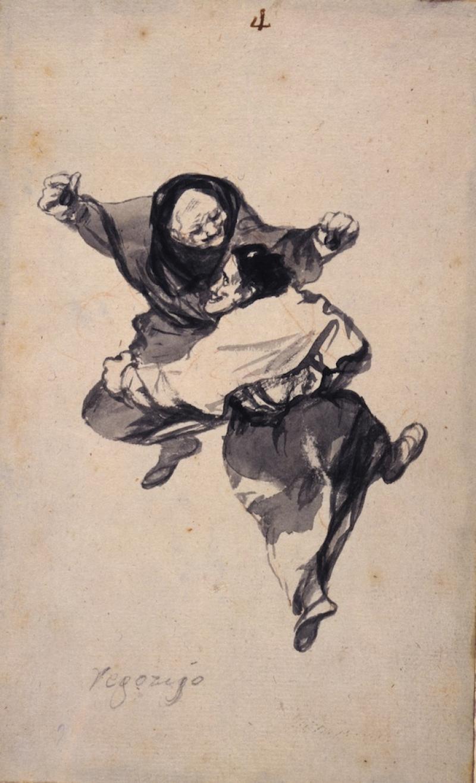 6 Goya Regozijo-Mirth