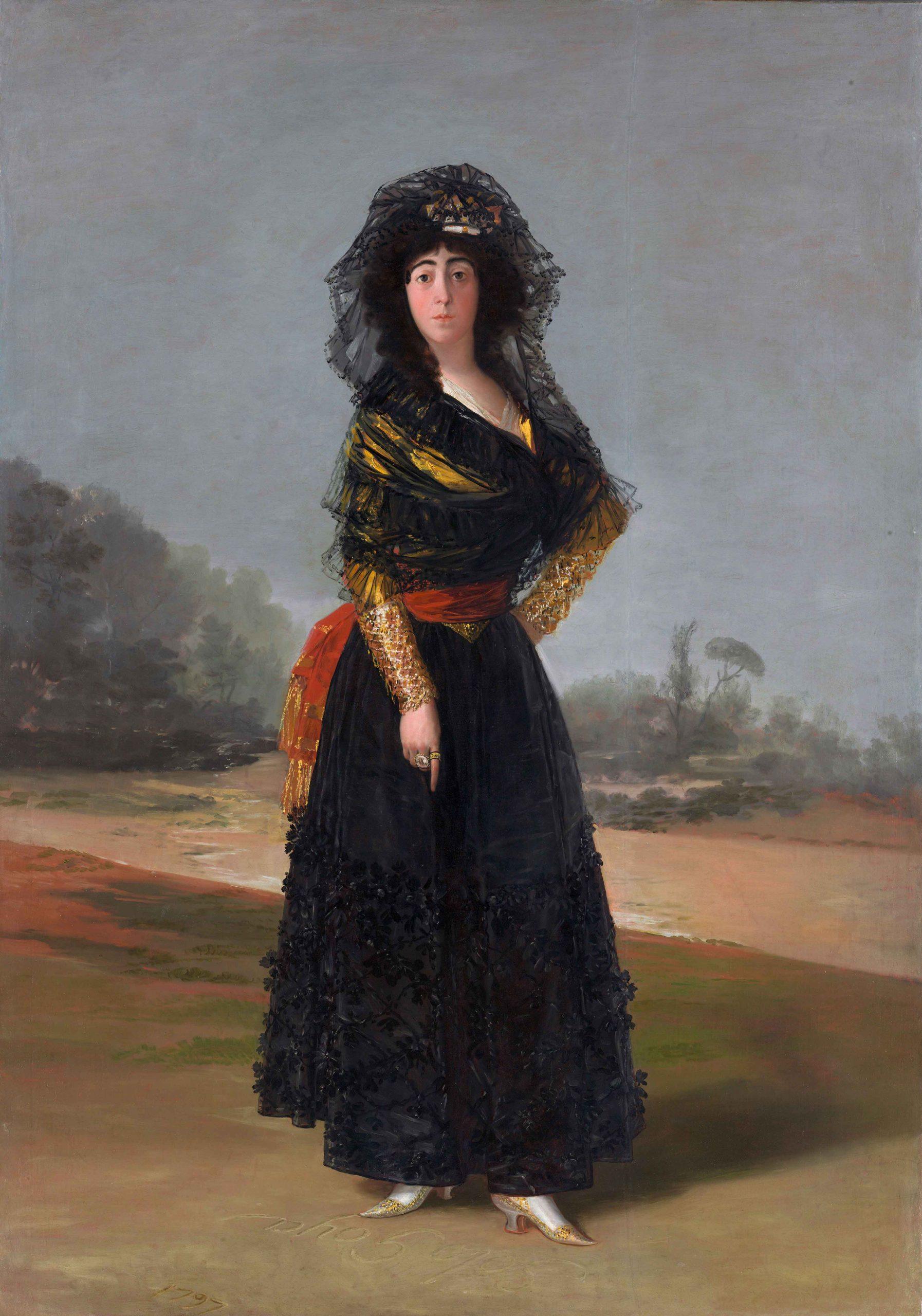 7-Goya-DuchessOfAlba