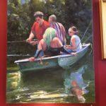 Craig Britton, Ruth's Parkside Café, through March 1, 2020