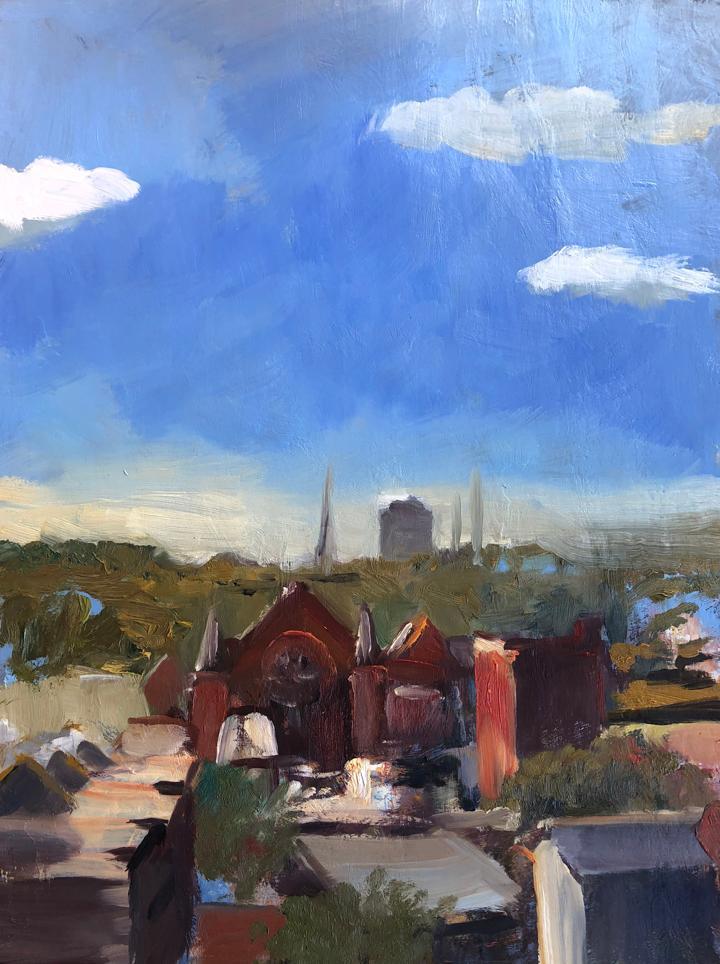 6)BRITTON Studio View II