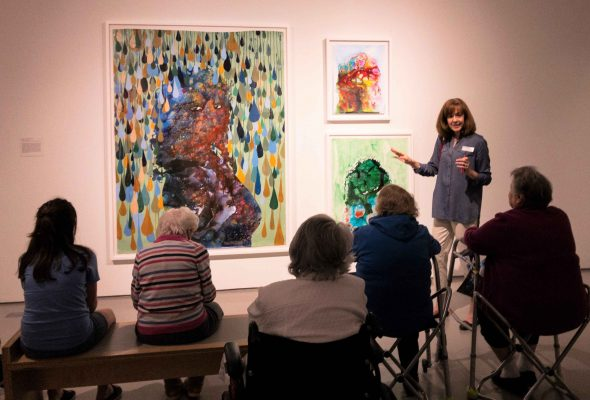 Art Education for All at the Contemporary Arts Center,  Taft Museum of Art and the Cincinnati Art Museum