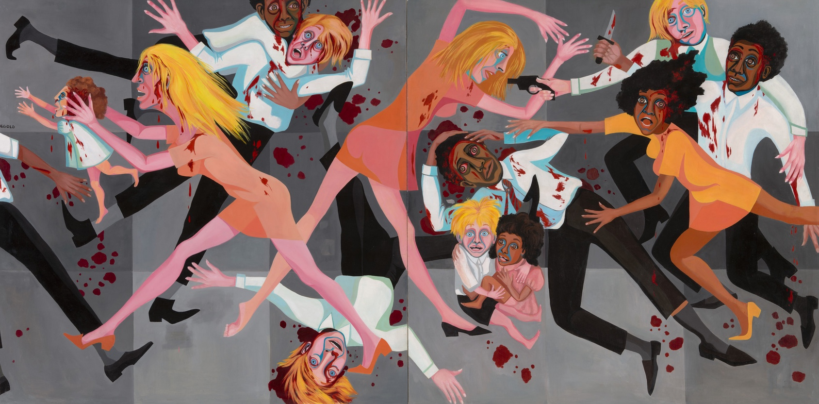 4Faith Ringgold Die