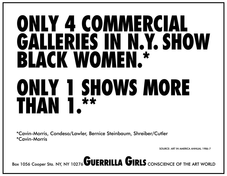 6Guerilla Girls