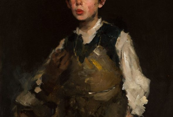 "Whistling in the Dark: ""Frank Duveneck: American Master""  at Cincinnati Art Museum, December 18, 2020-March 28, 2021"