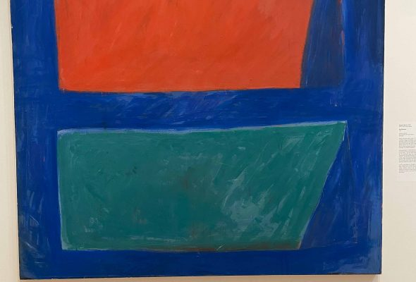 Once Again, Painting's Invincibility: American Painting: The Eighties Revisited  Cincinnati Art Museum, March 12–July 11, 2021 Cynthia M. Kukla