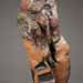 Standing in Time's Flow, Ceramic Sculpture by Robert Pulley