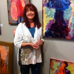 Donna Talerico, Regional Painter of Note