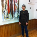 Barb Ahlbrand Still Painting at 74