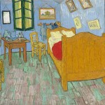 "The Bedroom and the Keyhole:  ""Van Gogh's Bedrooms"" at the Art Institute of Chicago"