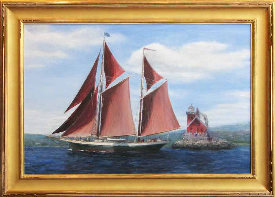 The-Angelique-Rounding-Rockland-Light