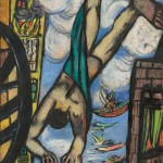 """Max Beckmann in New York,"" Metropolitan Museum of Art, through February 20, 2017"