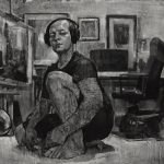 "Got to Draw: ""Drawn: 4th Annual International Exhibition of Contemporary Drawing""  at Manifest Gallery, April 21-May 19, 2017"