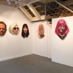 """Tony Pinto Reignites His Practice through """"Artist Seen"""" at Shoebox Projects"""