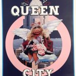 'Queen City: A group show of local womyn + queer artists' at Bunk Spot Gallery