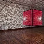 All the Flowers Are For Cincinnati:  Anila Quayyum Agha at Cincinnati Art Museum