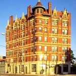 A Richardsonian Romanesque Treasure:  The San Marco Apartment Building of East Walnut Hills