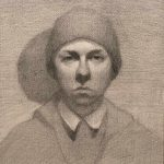 As in the Mirror: Self-Portraits by Ellina Chetverikova at the Clifton Cultural Arts Center