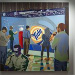 """""""Work/Surface: Matt Lynch and Curtis Goldstein"""" and """"Winold Reiss: Studies for the Union Terminal Worker Murals,"""" Alice F. and Harris K. Weston Art Gallery, through August 26, 2018"""