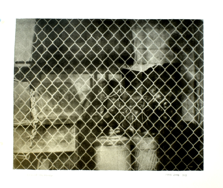 5)REMEMBRANCES Behind the Fence