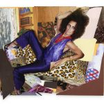 Lookin' For Some Hot Stuff Muse: Mickalene Thomas Photographs and tête-à-tête Dayton Art Institute, Oct. 20–Jan. 13, 2019
