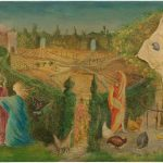 "Exploring the Transmutative Power of Food and Painting in Leonora Carrington's Spellbinding ""Kitchen Garden on the Eyot"""