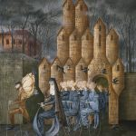 Escape from the Convent School Tower: On Remedios Varo's 1960-61 Triptych