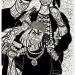 "Thom Shaw's Woodcut Series ""The Malcolm X Paradox,"" a Timely Call to Action"