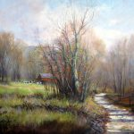 """Landscapes of America: Joseph Orr"" at Eisele Gallery"